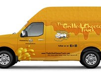 Nissan Serves Up Nissan NV Food Truck Concepts