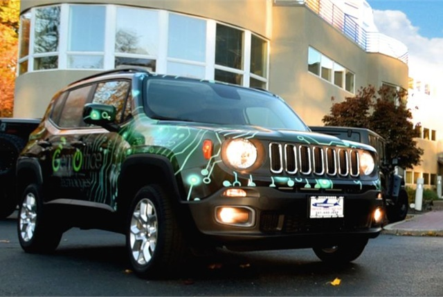 Photo Lab 10.2 Jeep Renegade courtesy of GEM Technologies.