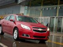Chevrolet Malibu Eco Draws Double Safety Honors