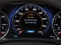 2017 GMC Acadia Introduces Rear-Seat Reminder