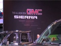 Video Shows 2014-MY GMC Sierra Interior, 'Mobile Office' Features