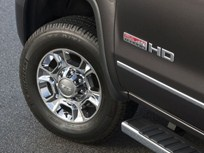 Off-Road Variant of GMC Sierra HD Truck Introduced