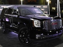 GMC Blacks Out Yukon Denali for 2018