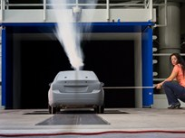 GM's Reduced Scale Wind Tunnel Optimizes Vehicle Designs