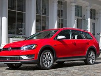 VW Introduces AWD SportWagen-Based Golf Alltrack