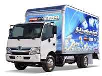 Hino Trucks Approved For California Voucher Incentive Program
