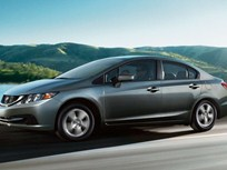 Calif. Offers $1,000 Incentive for Honda Civic CNG