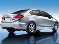 Honda Kills CNG Civic, Other Green Models
