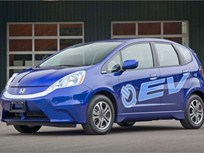 2013 Honda Fit EV Achieves 118 MPGe EPA Rating