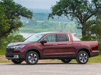 Honda Releases 2017 Ridgeline Pricing, Fuel Economy