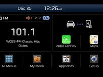 Hyundai Adds Apple CarPlay, Android Auto to 2016 Models