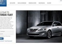 Hyundai Launches Commercial Fleet Website