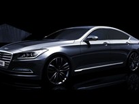 Hyundai Gives 2015 Genesis Sedan Details