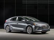 Ioniq Hybrids Surpass Prius Fuel Economy