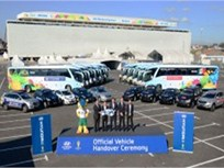 More Than 1,000 Hyundai Vehicles Makes up Brazil's World Cup Fleet