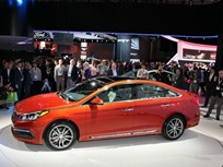 Hyundai Sets 2015 Sonata Pricing