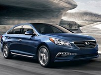 Hyundai Updates Sonata Suspension for 2016