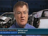IIHS Says Midsize Family Cars Outperform Luxury Counterparts in Frontal Crash Tests