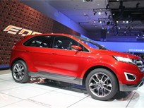 Ford Edge Concept Gets Autonomous Driving Features