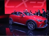 Mazda Enters Compact SUV Segment With CX-3