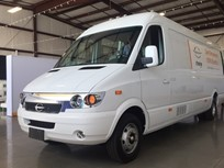 Chanje Offers Charging for Its Electric Delivery Van