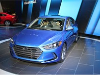 2017 Hyundai Elantra Boosts Safety, Fuel Economy