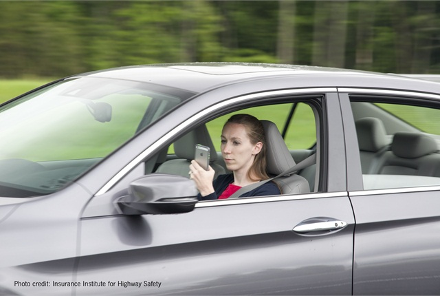 The percentage of people admitting to texting while driving has grown slightly, from 31 percent in 2009 to 36 percent in 2015, the annual survey found.