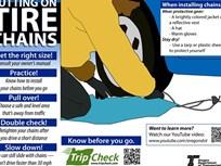 Fleet Safety Video Tip: Installing Tire Chains