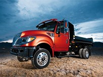 Navistar Shows New International TerraStar 4x4 at 2013 NTEA Work Truck Show