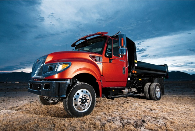 The International TerraStar 4x4. Photo courtesy Navistar.