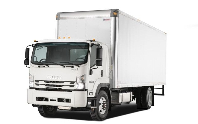 Photo: Isuzu Commercial Truck of America