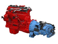 Eaton & Westport Offer Automated Transmission with Natural Gas Engine