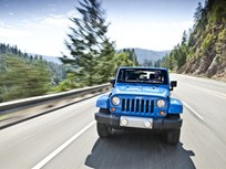 2012-MY Jeep Wrangler to Feature 3.6L V-6 and Five-Speed Transmission