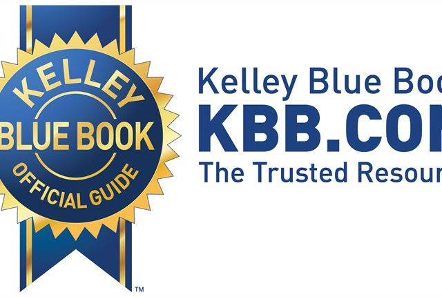 Logo via Kelley Blue Book.
