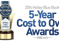 KBB Reveals Winners of 5-Year Cost to Own Awards