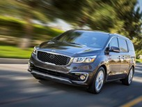Kia Sedona Gets Roomier, Sportier for 2015