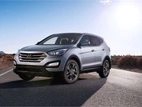 2013 Hyundai Santa Fe to Come in Five- and Seven-Passenger Versions
