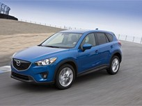 2013-MY Mazda CX-5 Earns IIHS Top Safety Pick Award