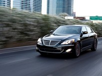 Hyundai Changes Genesis Powertrain Options for MY-2013