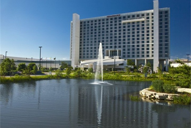 The Renaissance Schaumburg Convention Center Hotel is the site of the 2014 Fleet Safety Conference.