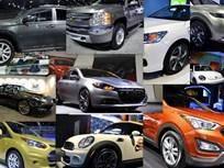 2012 LA Auto Show Overview