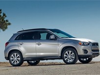 Mitsubishi Upgrades Outlander Sport Exterior, Interior and Transmission for MY-2013