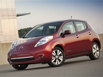 Nissan Recalls LEAF Cars for Brakes