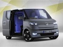 Volkswagen Unveils 'Driverless' EV Concept Van