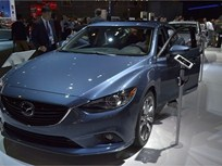Mazda Details 2014 Mazda6 Fuel Economy, Pricing and Features