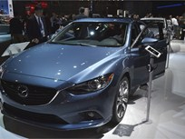 Mazda Announces All-New 2014 Mazda6 Gasoline and Clean Diesel Models at LA Auto Show
