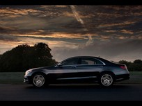 2014 Mercedes-Benz S550 Makes Debut