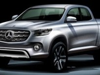 Mercedes-Benz to Enter Midsize Pickup Market
