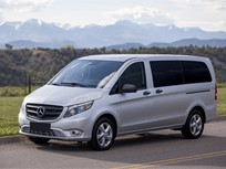 Mercedes-Benz Metris Recalled for Wheel Bearings