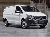 Mercedes-Benz Metris Vans Recalled for Seat Belts